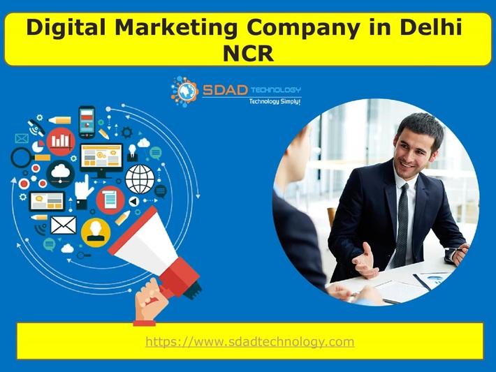 Digital Marketing Services- SDAD Technology