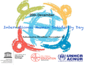 CALL FOR PAPER! Global Education Magazine: International Human Solidarity Day