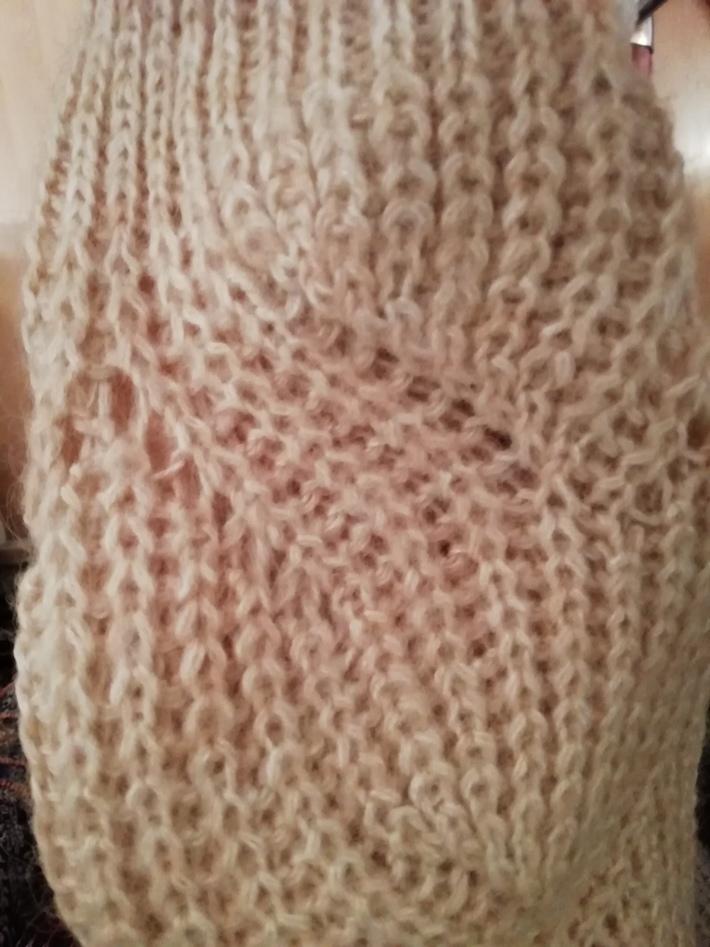 Wie strickt man dieses Muster?