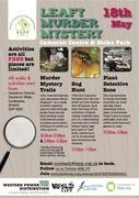 Leafy Murder Mystery