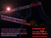 The Beat Down Competitive Poetry Slam!!