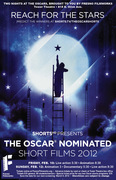 Fresno Filmworks presents the Oscar-Nominated Short Films 2012, at the Tower Theatre.