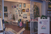 Kingsburg Arts Center 2nd Annual Holiday Boutique