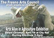 3rd Annual Arts Alive in Agriculture Juried Exhibition