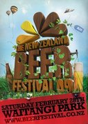 Wellington 2009 - The Liquorland New Zealand Beer Festival