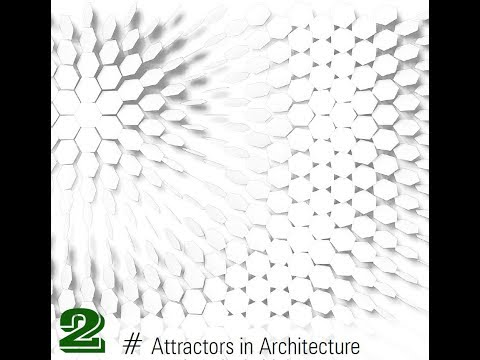 attractors in grasshopper3d 2