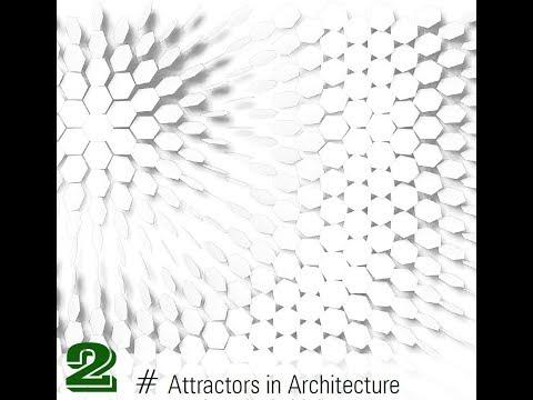 attractors in grasshopper3d 2