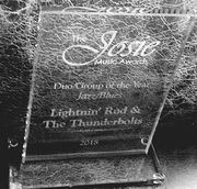 2018 Josie Award for Blues Group of the Year