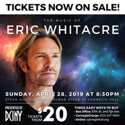 The Music of Eric Whitacre