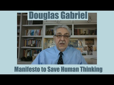 Manifesto to save human thinking