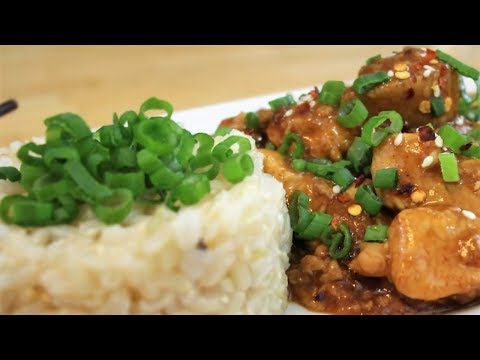 How to Make General Tso's Chicken   It's Only Food w/ Chef John Politte