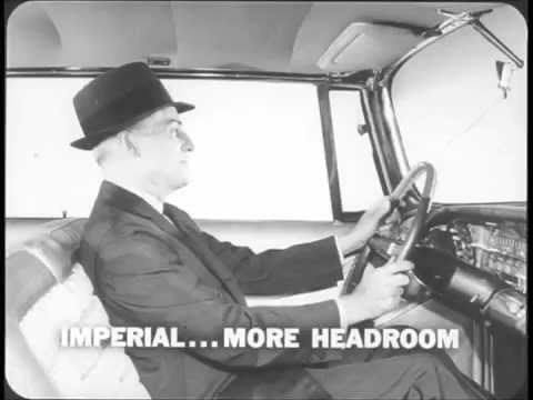 1964 Imperial Versus Cadillac Comparison Dealer Promo Film