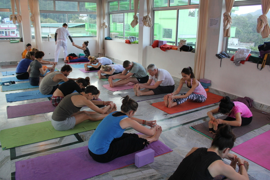 200 Hour Multi Style Yoga Teacher Training in Rishikesh India