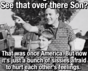 Wheres America Dad??