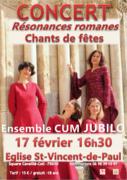 """concert """"Résonances romanes"""""""