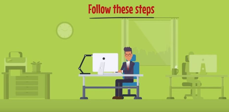 Follow These Steps
