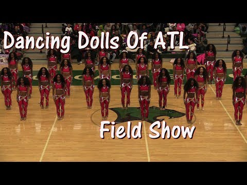 Dancing Dolls of Atlanta | Buck or Die Chicago 2019 Field Show