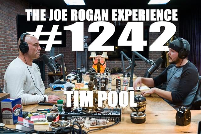 JOE ROGAN  #1242 - Tim Pool