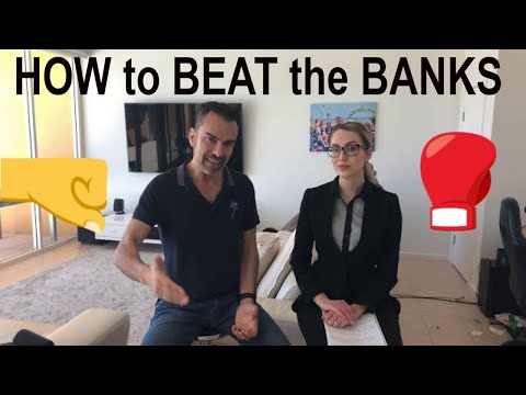 How to beat the banks Should you fix your interest rate and a really good tip on how to beat the banks