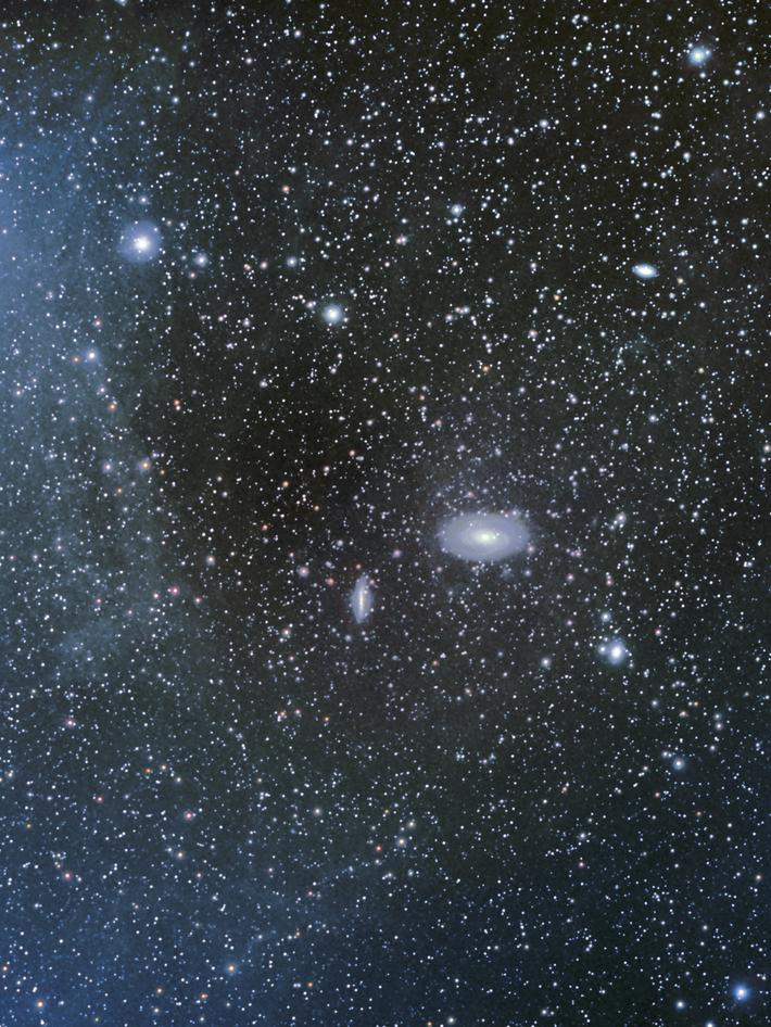Integrated Flux Nebula