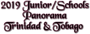 Day 2 - Secondary School - 2019 Junior/Schools Panorama Prelims Set - Trinidad & Tobago National Steelband Panorama