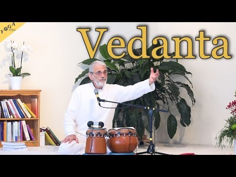 Introduction in Vedanta with Chandra Cohen - Yoga Congress 2018