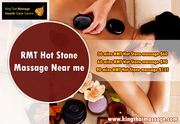 Find the RMT Hot Stone Massage in Toronto: King Thai Massage