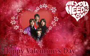 Happy Valentine's Day  :-)