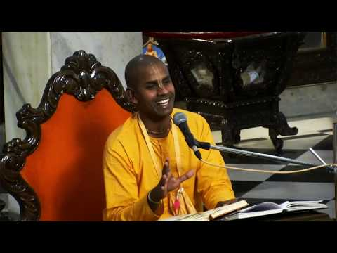 Sri Krishna Govind Prabhu Evening Bhagavad Gita Class 7.13 | 9th Feb 2019 | ISKCON Juhu