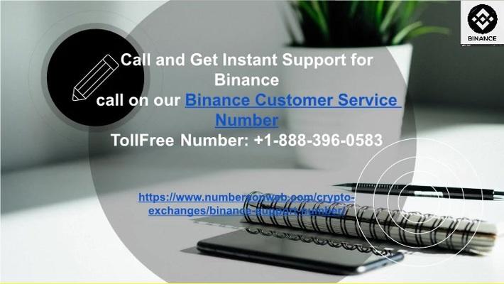 Binance Support Number 1-888-396-0583
