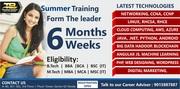 6 Months Summer Training in Noida - Training Basket