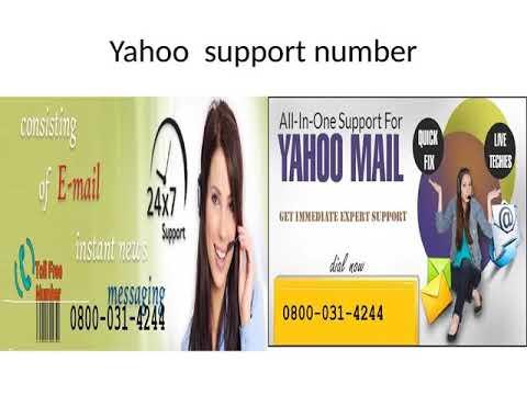 yahoo customer service 0800-031-4244