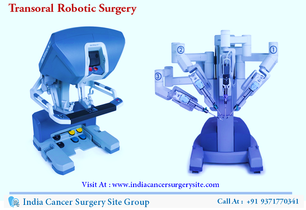 Transoral Robotic  For Throat Cancer
