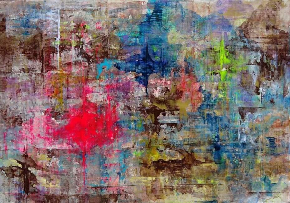 Symphony of colours I