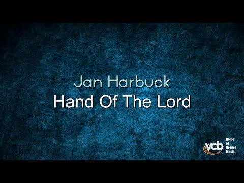 Jan Harbuck - Hand Of The Lord