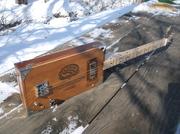 Padron 3 String Cigar Box Guitar