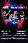 Deva Premal & Miten with Manose - SEDONA, ARIZONA USA