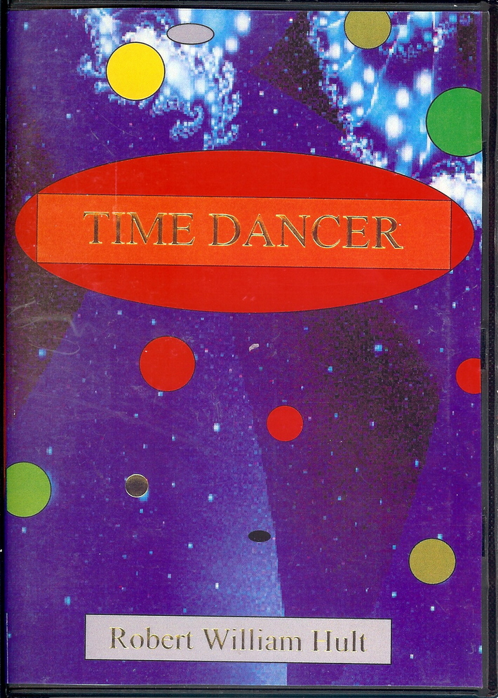 """Cover of """"Time Dancer""""  First Edition"""