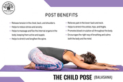 The Child Pose (Balasana)