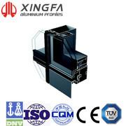 Xingfa- Professional Aluminium Curtain Wall Profiles Manufacturers