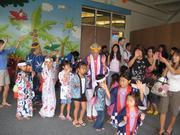 KEIKI BON DANCE FESTIVAL AT THE CHILDREN'S DISCOVERY CENTER
