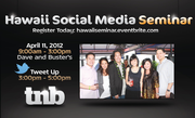 Hawaii Social Media Seminar
