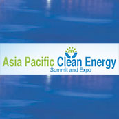 Asia Pacific Clean Energy Summit and Expo