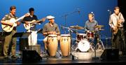 Salsamba Latin Jazz Group - Feb. 3