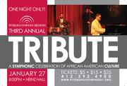 TRIBUTE: A Symphonic Celebration of African American Culture