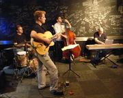 Jazz @ Backstage Bar