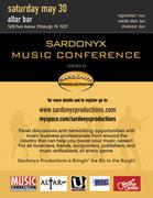 Sardonyx Music Conference