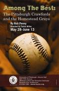 Kuntu Repertory Theatre presents Among The Best: The Pittsburgh Crawfords and the Homestead Grays