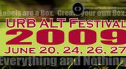 Waberi LIVE @ URB ALT 2009 in New York!