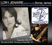 Nashville Jazz, Blues & Heritage Festival